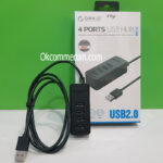 Orico USB 2.0 Hub 4 Port ( W5P-U2 )