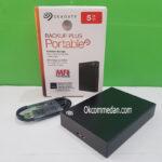 Harddisk External Seagate Backup Plus Portable 5 TB