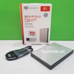 Seagate Harddisk External Backup Plus Slim 2 TB