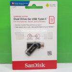 Sandisk Flash Drive Ultra Dual Drive Go USB-C 32 Gb